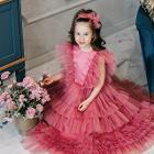 Прокат детских платьев для утренников и праздников