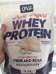 Протеин 500 г со вкусом белого шоколада