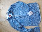 Рубашка модная Турция (хлопок, полистер) 48 M