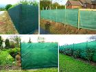Сетка - забор тканая зеленая 2х50м