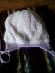шапочка зимняя на возраст 1-1,50 года