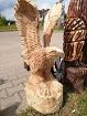 Скульптуры из девера