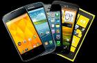 Телефоны Xiaomi, Samsung, Huawei, Apple