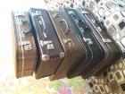 Винтажные чемоданчики из СССР для интерьера