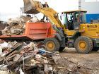 Вывоз строительного мусора, Вывоз грунта