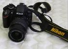 Зеркальный фотоаппарат Nikon 3200d Kit 18-55 mm VR